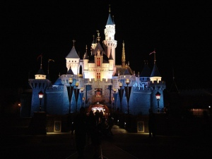 disneyland-night