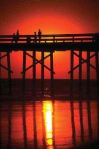 huntington-beach-pier-at-sunset