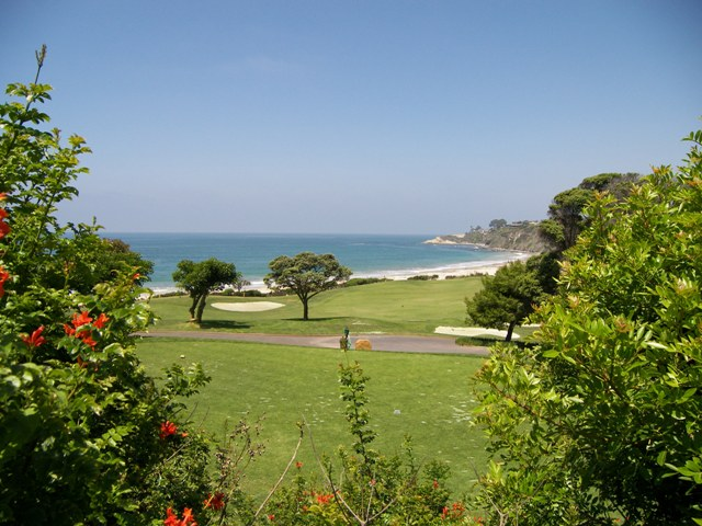 Ritz Pointe Golf Beach Distance